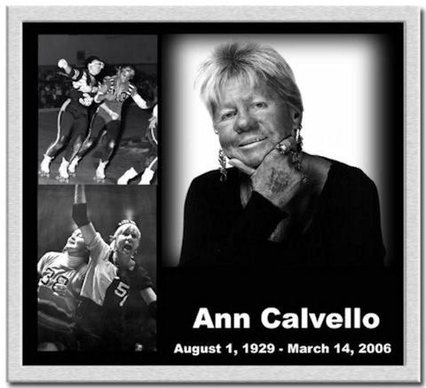 Ann Calvello Tribute